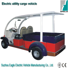 Cargo Bed Vehicle (EG6062KCX, FRONT SEAT+LONG CARGO BED)