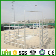 Cheap Galvanized Pipe Horse Fence Panel/portable horse fence panel