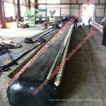 Molde de núcleo de goma de alto rendimiento para la fabricación de Curlvert (50 mm-2200 mm)