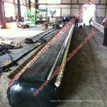 Moule en caoutchouc de haute performance pour la fabrication de courbure (50mm-2200mm)