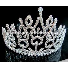 Hot sell wedding bridal tiara comb (GWST12-639)