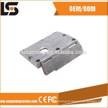 Componentes de moldagem de moldagem OEM para peças de máquinas de costura industriais da Brother