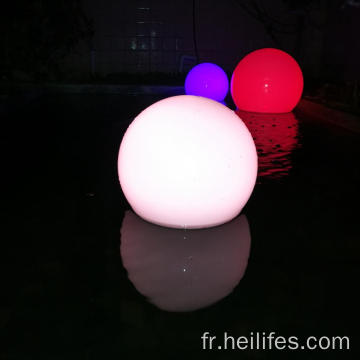 Eclairage Ball Portable LED Light