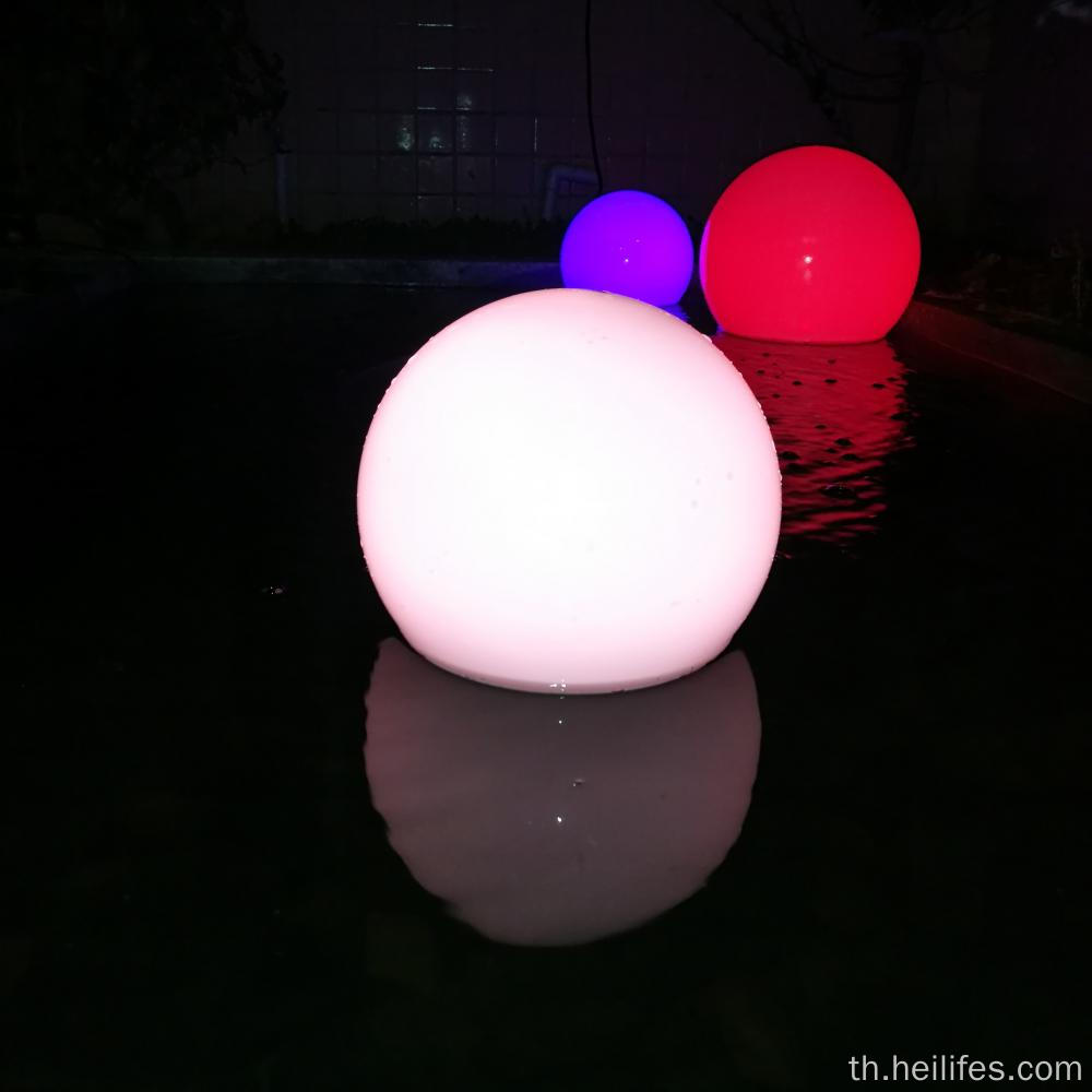 ไฟ LED Magic Crystal Ball