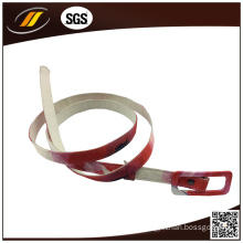 Best Selling Fabric Covered Woman Leather Belts (HJ0520)