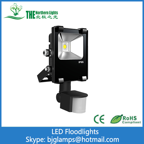 Infrared induction Floodlights