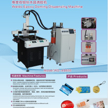Ab Glue Epoxy Doming Magnet Dispensing Machine