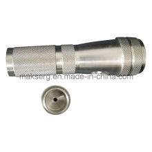 Pièce de tournage de matériel d'usinage CNC en métal