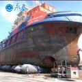 Meilleur prix lancement airbag marin utilisé dans le chantier naval