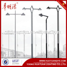 LED steel street light pole