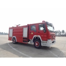 Howo 8cbm emergency fire fighting equipment dealers
