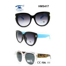 Fashion High Quality Beautiful Acetate Eyeglasses (HMS417)