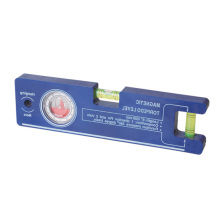 Strong Magnetic 8 Inch Torpedo Level with Angle Finder
