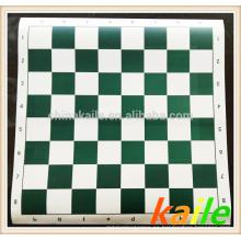 Conjunto de ajedrez de madera del paquete del cilindro de las correas