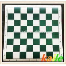 Conjunto de xadrez de madeira de pacote de cilindro de correias