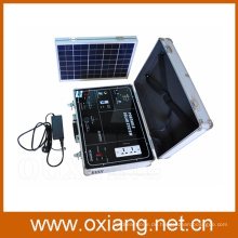 Tragbare Solarenergie Systerm Kits / Camping Kits Heimnutzung Solarsystem
