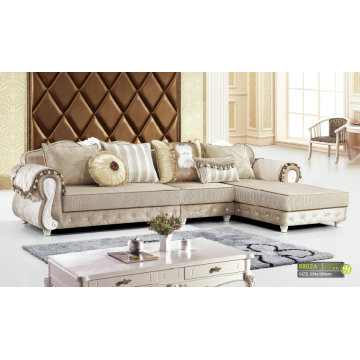 Royal Sofa, Fabric Sofa, Europe Sofa, Ciff Sofa (8802)