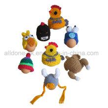 100% mão malha crochet ovo acolhedor ovo acolhedor ovo quente