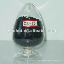 1,5 mm niedrige Asche Zylindrische Aktivkohle auf Kohlebasis für hocheffiziente Adsorption