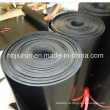 Vulkanisierte Fluorkautschuk-Folie mit eingelegtem Tuch