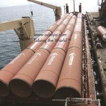 Tubos de acero para tuberías de agua