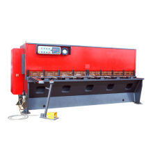 Practical Hsa Series Cnc Hydraulic Tilting Plate Sheet Metal Shear Machine For 4000 Width