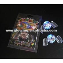 LED blinkt Zahnschutz