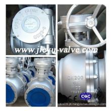 Válvula de esfera flutuante do DIN da venda quente 2014