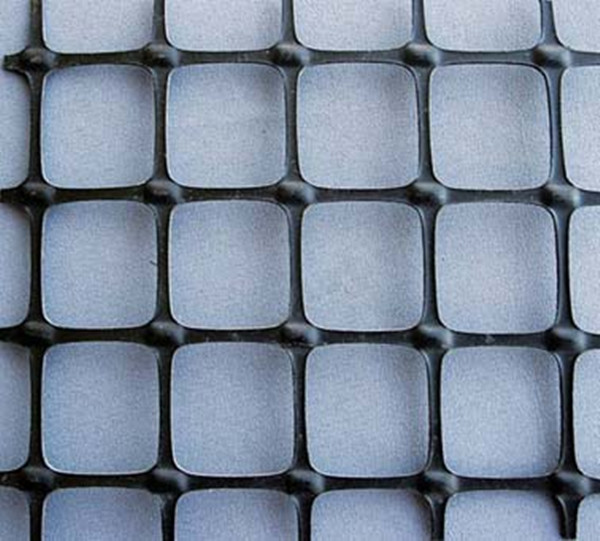 Biaxial BX Geogrid for soil reinforcement