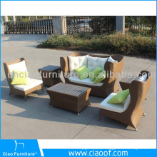 Factory Price Wicker Rattan Hot Tub Furniture