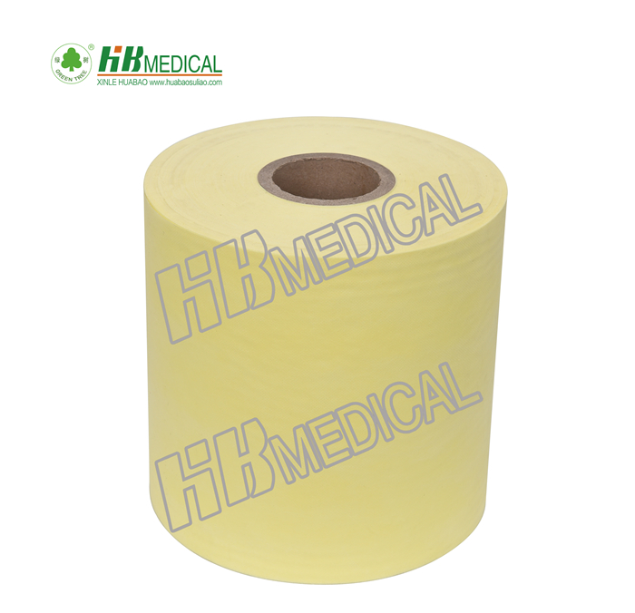 PE coated Nonwoven Lamination