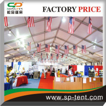 giant tents 30x70m for outdoor big trade fairs