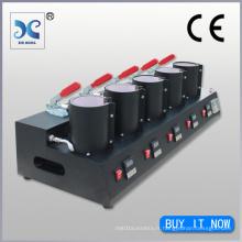 2015 haute qualité 5 IN 1 Mug thermique transfert Machine MP150 * 5