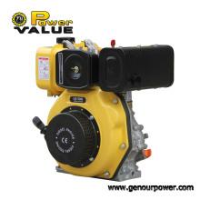 6.7HP бесшумный дизельный двигатель детали генератора Zh178f (E)