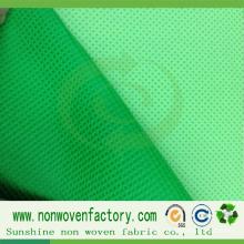 Tela no tejida de la fabricación de la materia textil de China (SS7)