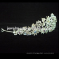 Mariage / princesse en gros nuptiale strass Crystal Beauty Pageant Crowns & Tiaras