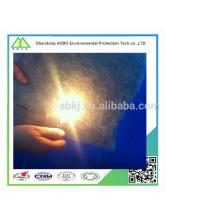 Los fabricantes proporcionan fieltro de fibra de preoxidación 100% resistente al fuego \ El fieltro punzonado con fibra de carbono