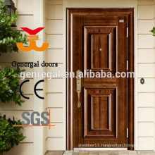 Luxury Effect Front house steel doors