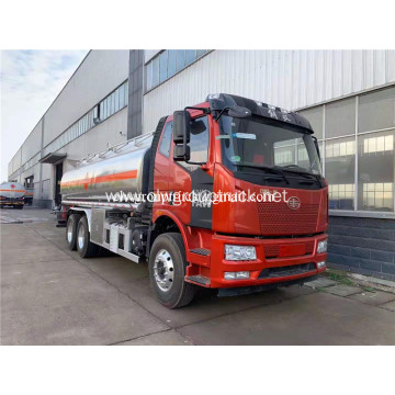 FAW 280HP 6x4 Milk Tank Truck For Sale