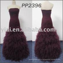 2011 бесплатная доставка высокое качество elgant последний платье 2011 PP2396