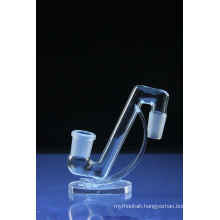"""Z"" Drop-Down Adapter Hookah Smoking Glass Water Pipe (ES-GB-581)"