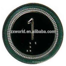 B13P4 peças do elevador botão / elevador botão painel / elevador botão interruptor