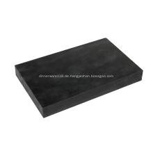 ESD-Platte aus antistatischem Nylon PA6G ESD-Kunststoffplatte
