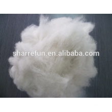 en gros Dehaired et Carded Fox Hair 16.0mic / 26mm