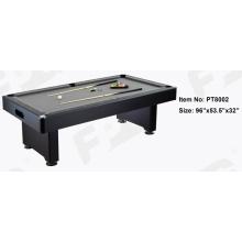 8′ High End Ball Return System Pool Table (PT8002)