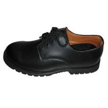 Полицейская обувь из натуральной кожи