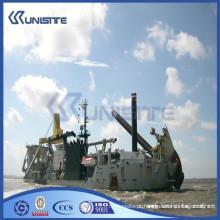 Dredger de areia de sucção personalizada fabricante (USC1-004)
