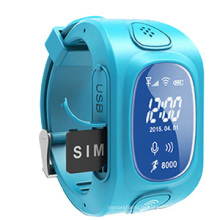 GPS Tracker Kids with GPS Tracking Systems, Mobile Watch Phone (WT50-KW)
