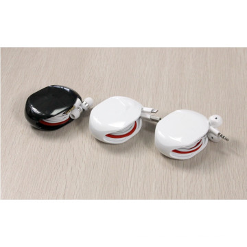 2014 Hot Sale High Quality Retractable Cute Earphone Winder