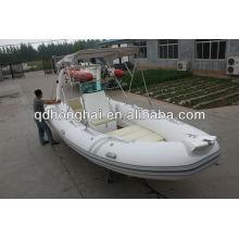 barco inflable de la costilla 520